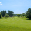 A view from the 9th fairway at Meadow Brook Golf Club