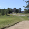 A sunny day view from Hillview Golf Course