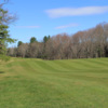 A view of a fairway at Hillview Golf Course