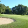 A view of the 16th green at Andover Country Club