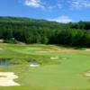 A view of a fairway at Renaissance Golf Club