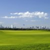 A view of a green at Granite Links Golf Club At Quarry Hills