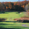 A fall view from Charles River Country Club