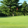 A view of a hole at Haverhill Country Club