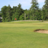 A view of a green at Pine Valley Golf Links