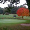 A fall view from Pine Valley Golf Links