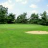 A view of the 9th hole at Kingston Fairways Golf Club