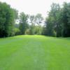 A view from the 5th fairway at Kingston Fairways Golf Club