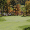 A view of a green at Cyprian Keyes Golf Club