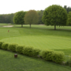 A view of a green at Brockton Country Club