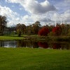 A view over the water from Pinecrest Golf Club