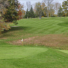 A view from a tee at Heritage Country Club