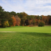 A view of a green at Heritage Country Club