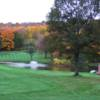 A fall view from Tatnuck Country Club
