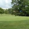 A view of a green at Eastwood Country Club