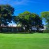 A view of a green at Hartford Golf Club