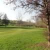 A view of a fairway at Buena Vista Golf Course