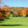 A fall view from Golf Club of Avon