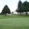 A view of a green at Suffield Country Club