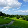 A view from Springfield Country Club