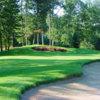 A view of the 7th green at Butternut Farm Golf Club
