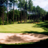 A view of green #2 at Butternut Farm Golf Club