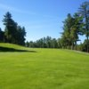 A view of the 15th fairway at Wedgewood Pines Country Club
