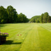 A view from a tee at Intervale Country Club