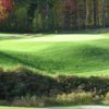 A view of a green at Lochmere Golf & Country Club