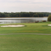 A view of the 5th green at Portsmouth Country Club