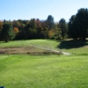 A view from a tee at Carter Country Club