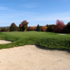 A view of hole #6 at Oak Hill Country Club