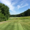 A view from the 14th tee at Orchards Golf Club
