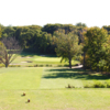 A view from tee #16 at William J. Devine Golf Course from Franklin Park