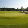 Looking back from the 2nd green at Mere Creek Golf Course