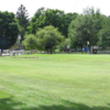 A view of a green at Beaver Brook Golf Club