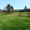 A view of a green at Pine Grove Golf Course