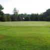 A view of the 9th hole at Worthington Golf Club