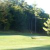 A view of a green at Pine Grove Springs Country Club