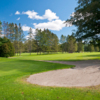 A view of a green at Lake Morey Inn Resort Country Club