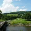 A view over the water from Quechee Club