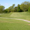 A view of the 8th hole at Rocky Ridge Golf Club