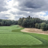 A view from tee #1 at Oaks Course from International Golf Club