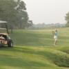 A view of a fairway at New Seabury Country Club