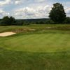 A view of a hole at Country Club of Greenfield