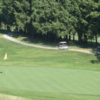 A view of a green at Forest Park Country Club