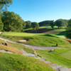 A view of hole #9 at Main Brae from Burn Country Club