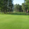 A view of hole #6 at Beaver Meadow Golf Club
