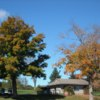 A splendid fall day view from Lyman Orchards Golf Club