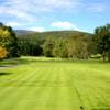 A view from a tee at Taconic Golf Club
